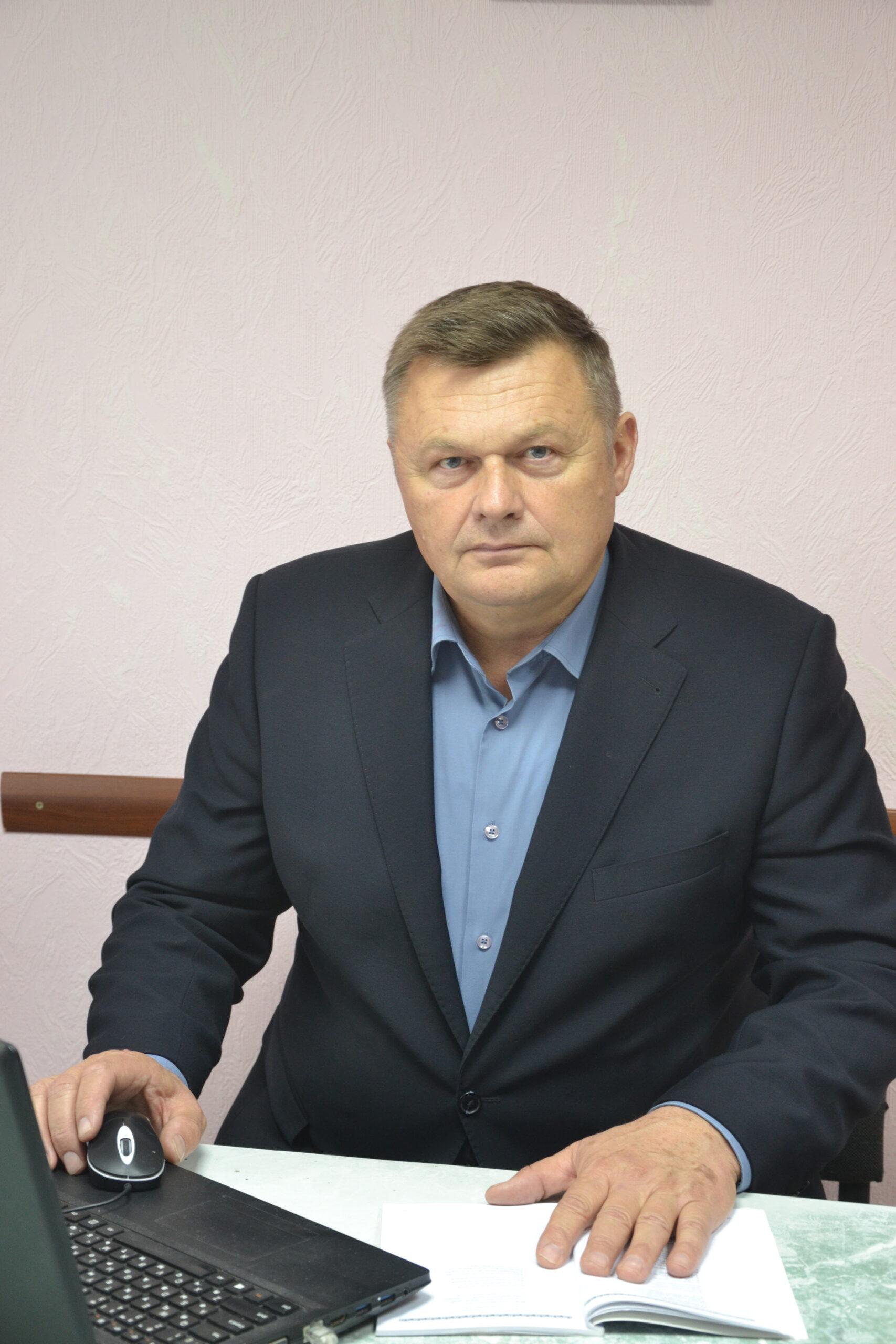 Кривенко Юрій селищний голова